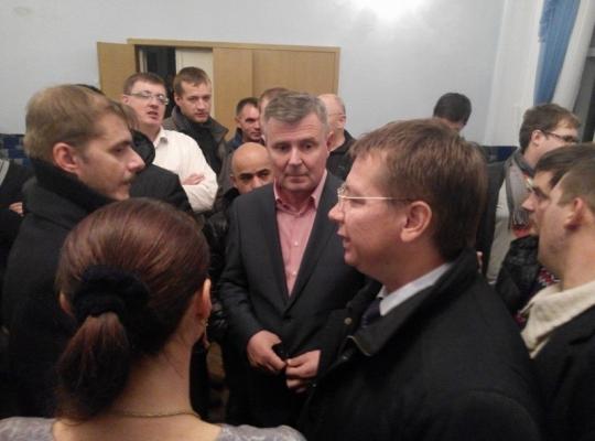 Кандидат в народные депутаты Украины от партии «Батькивщина» Юрий Одарченко намерен оспаривать в суде результаты выборов